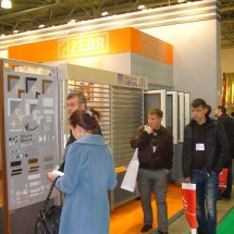 MosBuild - Moscow, Russia (5. - 8. 4. 2011)